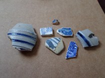 Some Westerwald Pottery and other pieces